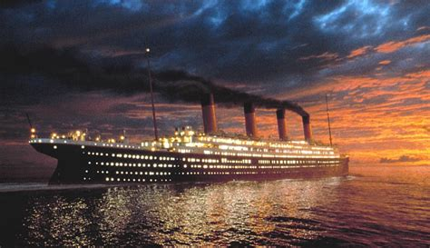 images of the titanic a family cruise that brings titanic history to