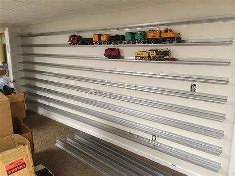 new train room o gauge railroading on line forum train shelves going up o gauge railroading on line forum