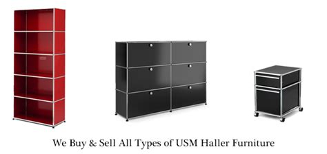 sell second office furniture second used usm haller furniture 0207 388 8400