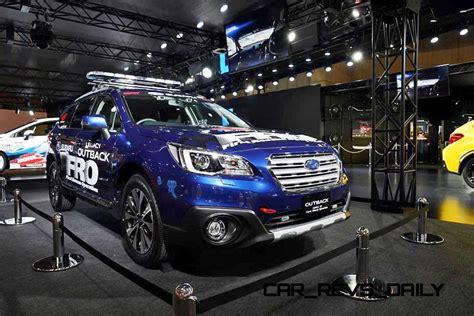 subaru outback rally 2015 subaru wrx sti rally racecars