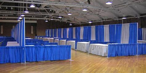 trade show drapes and pipes pipe drape nextarts org nextarts bay area 415 970