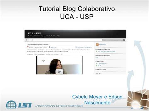 tutorial blogger portugues tutorial blog colaborativo