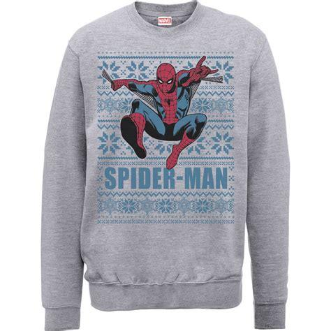 Jaket Hoodie Superman 3d Grey marvel comics spider sweatshirt grey merchandise zavvi
