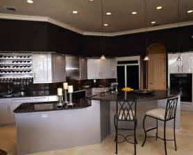 Contemporary Kitchen Islands With Seating - breakfast bar photos 8 of 153 lonny