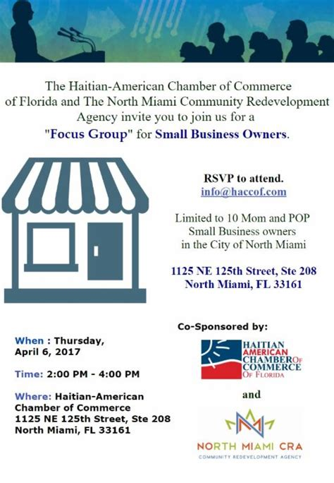 Of Miami Mba Application Deadline by Calling Small Business Owners In The City Of Miami