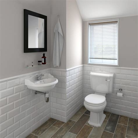 cloakroom bathroom ideas metro tiles guide full of creative ideas victorian plumbing