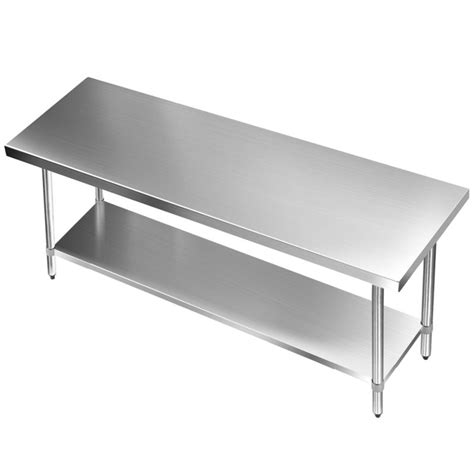 stainless steel benches for sale 430 stainless steel kitchen work bench table 1829mm buy