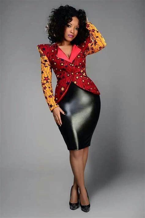 styles of ankara blazer ankara jacket style for female 1 nigeria style blog