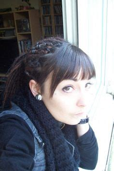 braids that arent heavy i like dreads with bangs that aren t locked dread love