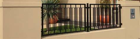 hindmarsh fencing amp wrought iron security doors