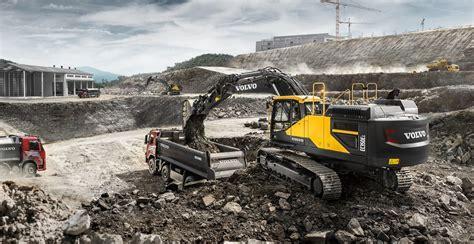 volvo excavators win highest retained  awards  equipmentwatch rock dirt blog