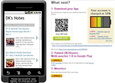 membuat website untuk android dk s notes danikustiawan id membuat web launcher blog