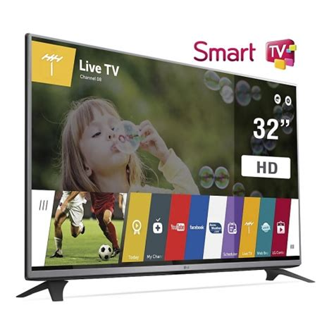 Tv Led Lg Wifi tv led lg 32 quot smart tv hd 32lf595b webos 2 0 wifi integrado