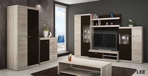 wardrobe with tv unit new tv unit lee with wardrobe and chest of draw living room furniture sale ebay