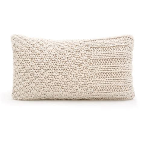 knitted pillows pillow knit chrocheted things