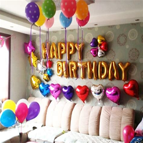 home birthday party decorations birthday party decorations at home birthday decoration
