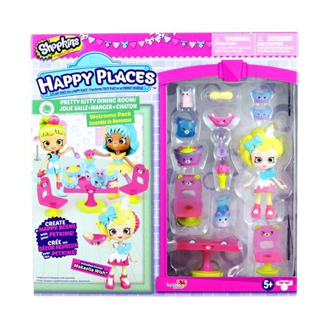 shopkins happy places season 3 welcome pack home