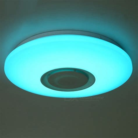 Color Changing Ceiling Lights 36w Color Changing Led Ceiling Light With Bluetooth For Living Room Bedroom