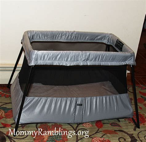 Baby Bjorn Travel Crib 2 Are You Traveling With Baby