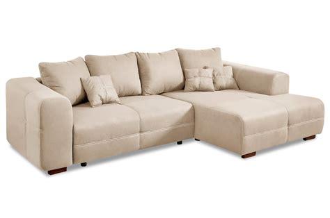Sofa Sofort Kaufen by Ecksofa Bonita Mit Schlaffunktion Creme Sofa