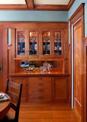 craftsman bungalow dining room deb kadas interior design