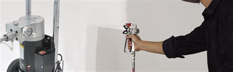 Airless Spray Painting - how to use an airless sprayer painting dp airless paint sprayer