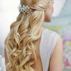 bridesmaid hairstyles long straight hairstyles ideas