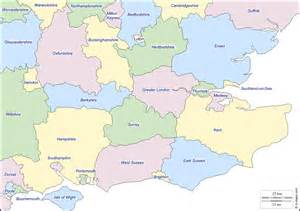 south east free map free blank map free outline