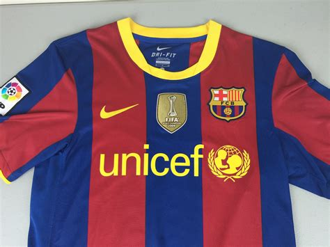 Jersey Messi Fc Barcelona Season 201112 retro review 2010 2011 fc barcelona home jersey by nike 4k