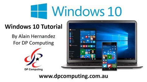 learn windows 10 tutorial windows 10 tutorial learn how to use the latest features