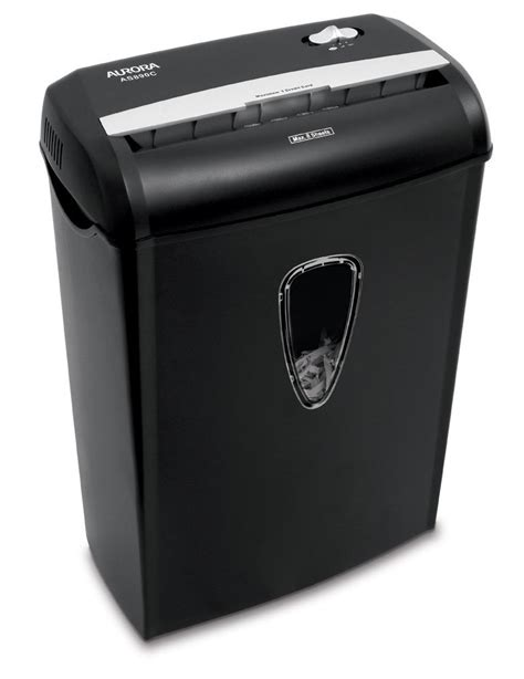 home shredder 8 best paper shredders for home use in 2018 reviews and