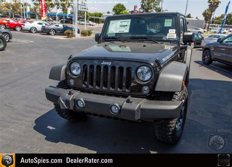 Uconnect For Jeep Spied New Photos Of The 2014 Jeep Wrangler S Base