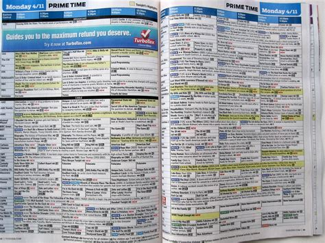 day tv guide 404 page not found