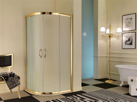 bagni classici con doccia box doccia classico vetro struttura robusta