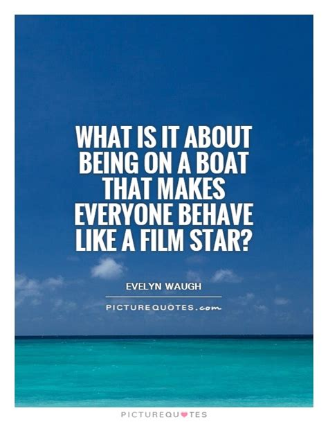 Crusie On Being A Quote by Boat Quotes Boat Sayings Boat Picture Quotes