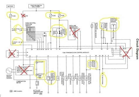 nissan navara wiring diagram d40 wiring diagram and