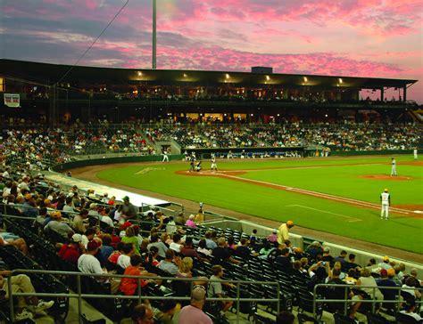 2015 mlb ballpark experience rankings stadium journey riverwalk stadium second best experience in minor league