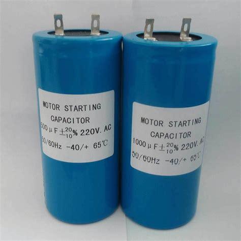 non polarized capacitor 1000 microfarads china unpolarized electrolytic capacitor 500 or 1000 micro