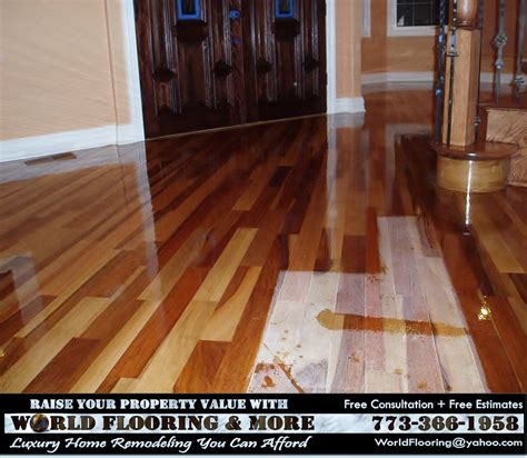 How To Restore Hardwood Floors by Restore Wood Floor Without Sanding Image Mag