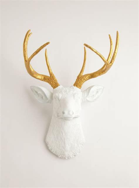 fake deer best 25 faux deer head ideas on pinterest