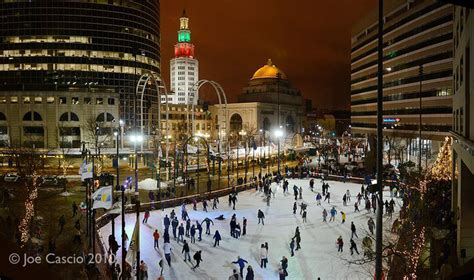 christmas in buffalo ny pictures downtown tree lighting celebration buffalo rising