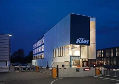 sede ktm ktm siamo stati a mattighofen vi raccontiamo la fabbrica
