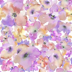 watercolor pattern flower watercolor floral patterns
