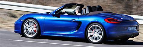 Autoscout Porsche Boxster by Novedades Y Pruebas Por Marcas Porsche Primer Contacto