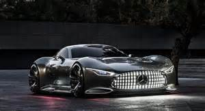 mercedes amg vision gran turismo at goodwood fos