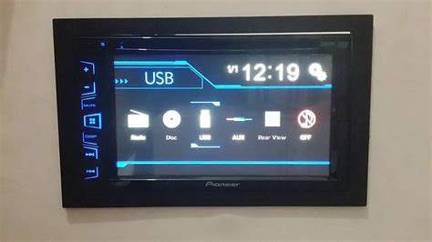 Pioneer Avh Z1050 Unit seting unit pioneer avh 195dvd