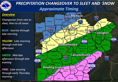winter storm warning � wednesday morning briefing � be