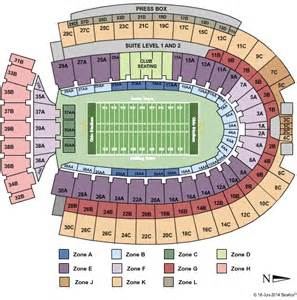 Ohio State Stadium Map by Ohio Stadium Tickets Ticketstub Com 174 Your Site For All