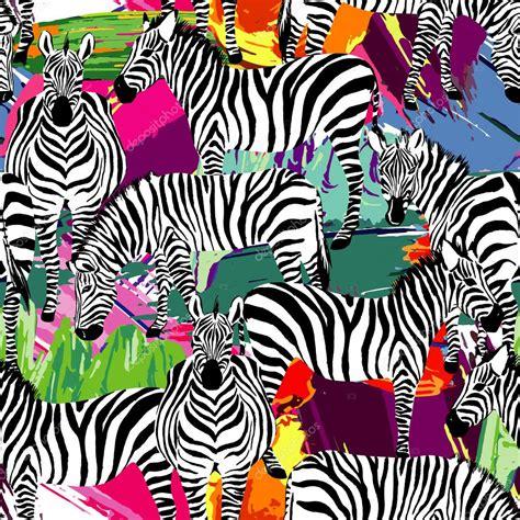 black and white zebra ls schwarz wei 223 zebramuster hintergrund malen