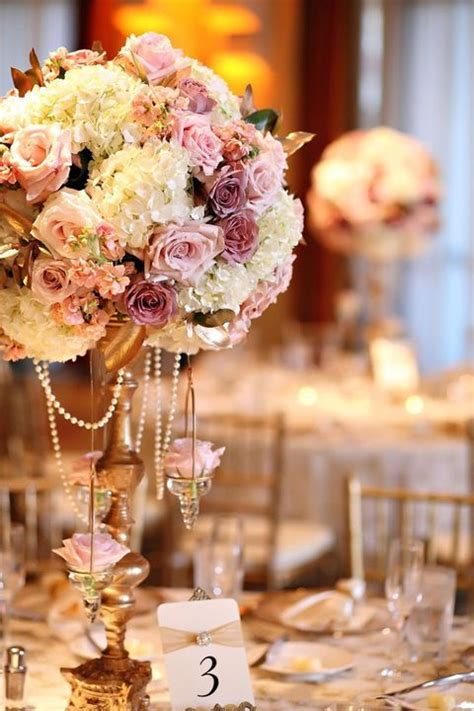 Wedding Deko by 37 Deco Wedding Centerpieces That Inspire Happywedd